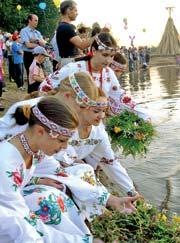 kupalle in Belarus