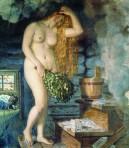 Kustodiev's Russian Venus